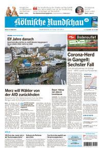 Kölner Stadt-Anzeiger Köln-Porz – 28. Februar 2020