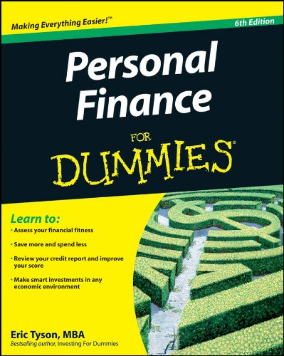 Personal Finance For Dummies (repost)