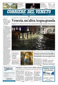 Corriere del Veneto Padova e Rovigo - 13 Novembre 2019