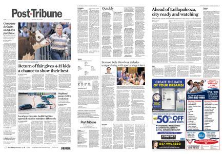 Post-Tribune – July 29, 2021