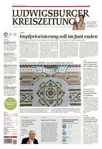 Ludwigsburger Kreiszeitung LKZ - 27 April 2021