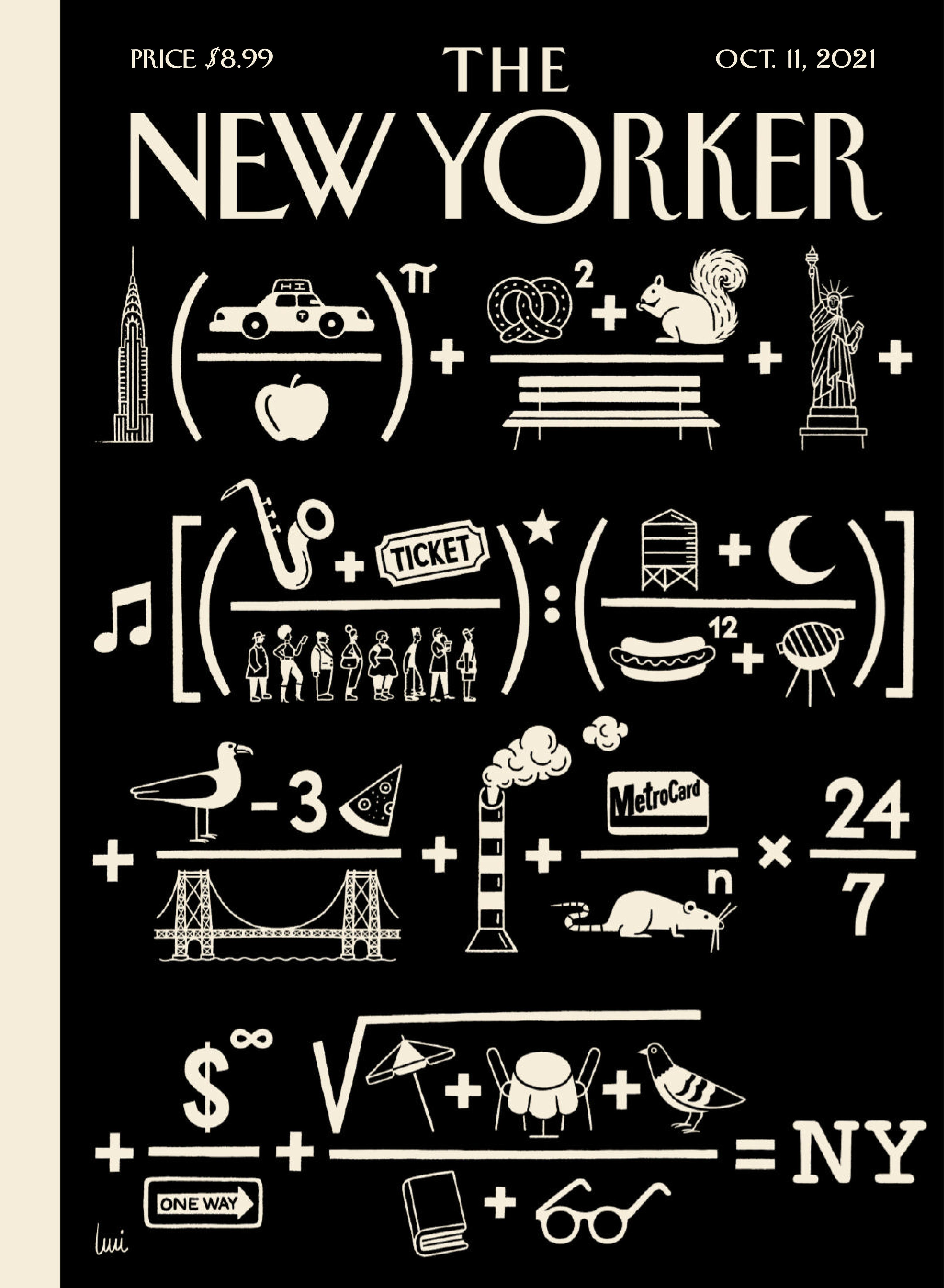The New Yorker – October 11, 2021