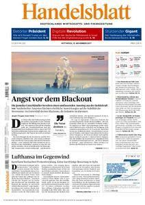 Handelsblatt - 15. November 2017