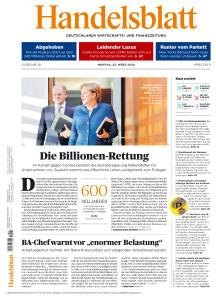 Handelsblatt - 23 März 2020