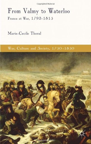 From Valmy to Waterloo: France at War, 1792-1815
