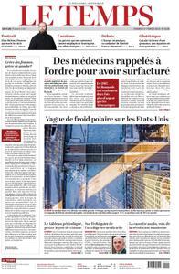Le Temps - 01 février 2019