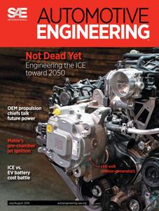 Automotive Engineering - July 2019
