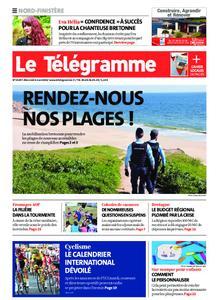 Le Télégramme Brest Abers Iroise – 06 mai 2020