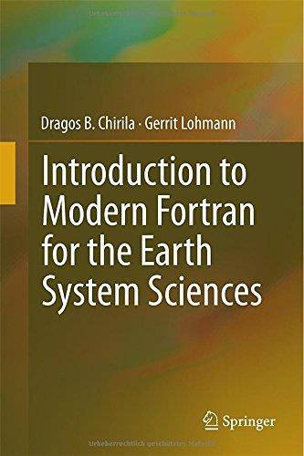 Introduction to Modern Fortran for the Earth System Sciences (Repost)
