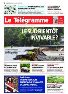 Le Télégramme Brest Abers Iroise – 26 décembre 2019