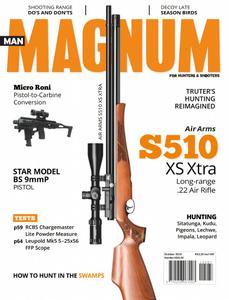 Man Magnum - October 2019