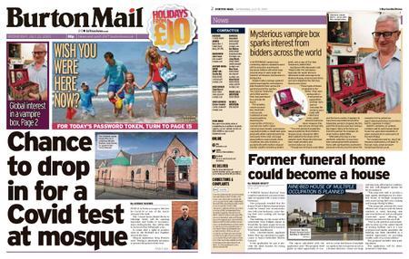 Burton Mail – July 22, 2020