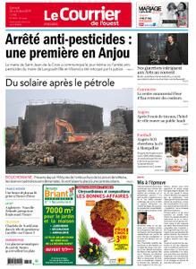 Le Courrier de l'Ouest Angers – 26 octobre 2019