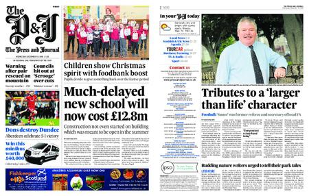 The Press and Journal Moray – December 19, 2018
