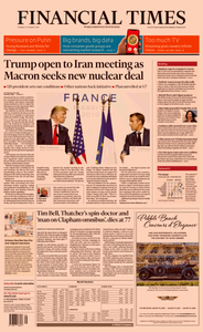 Financial Times UK – 27 August 2019