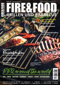 Fire & Food Grillen und Barbecuen – November 2019