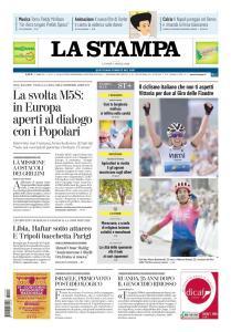 La Stampa Imperia e Sanremo - 8 Aprile 2019