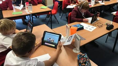 The Fascinated TEACHING Via Technology