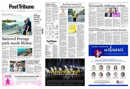 Post-Tribune – October 14, 2018