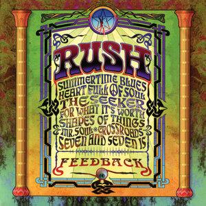 Rush - Feedback (2004/2016) [Official Digital Download]