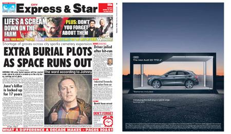 Express and Star City Edition – October 26, 2019