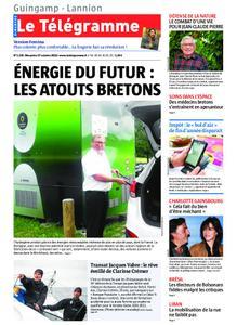 Le Télégramme Guingamp – 27 octobre 2019