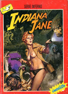 Serie Inferno - Volume 11 - Indiana Jane