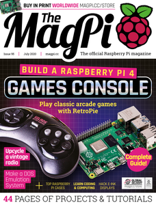 The MagPi - July 2020