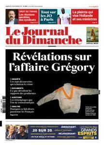 Le Journal du Dimanche - 10 septembre 2017