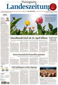 Thüringische Landeszeitung – 18. April 2020