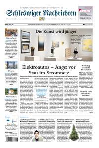 Schleswiger Nachrichten - 16. November 2019