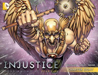 Injustice - Gods Among Us - Year Five 008 2016 digital