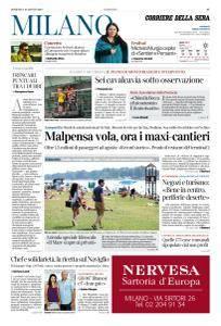 Corriere della Sera Milano - 19 Agosto 2018