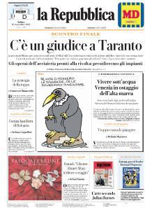 la Repubblica - 16 Novembre 2019
