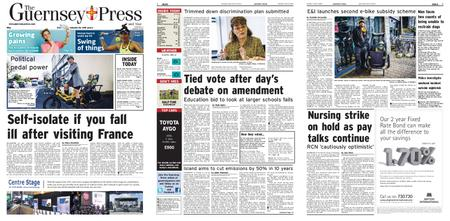 The Guernsey Press – 03 March 2020