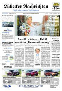 Lübecker Nachrichten Bad Schwartau - 31. August 2018