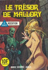 Série Bleue - Tome 24 - Le Trésor de Mallory - Les Pierres Errantes
