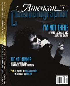 American Cinematographer - November 2007