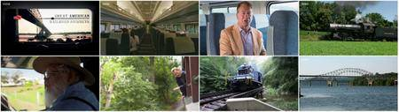 Great American Railroad Journeys (episodes 1-15) (2016) (BBC Two)