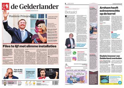De Gelderlander - Maas en Waal – 18 september 2019