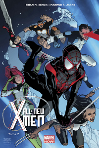 All-New X-Men - Tome 7 - L'aventure Ultime