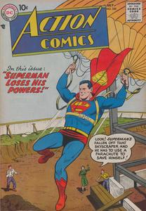Action Comics 230 (DC) (Jul 1957) (c2c) (Superscan