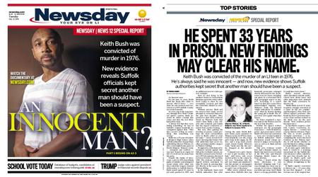 Newsday – May 21, 2019