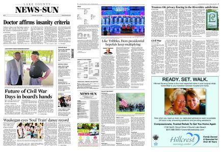 Lake County News-Sun – July 11, 2019