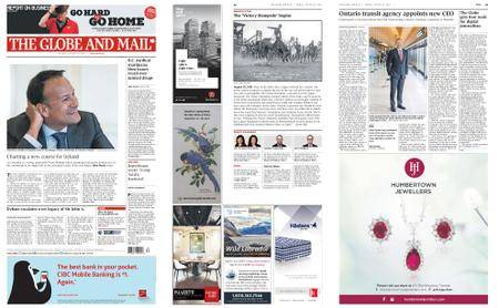 The Globe and Mail – August 25, 2017