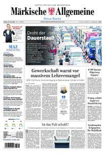 Märkische Allgemeine Dosse Kurier - 25. Mai 2018