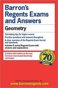 Barron's Regents Exams and Answers Geometry