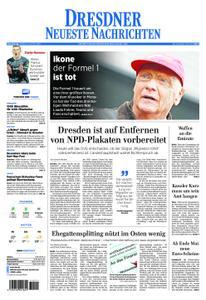 Dresdner Neueste Nachrichten - 22. Mai 2019