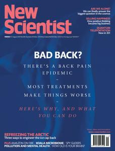 New Scientist Australian Edition – 31 August 2019