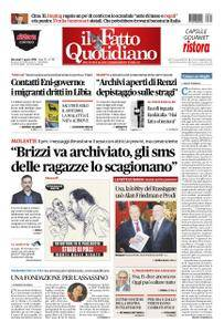 Il Fatto Quotidiano - 01 agosto 2018